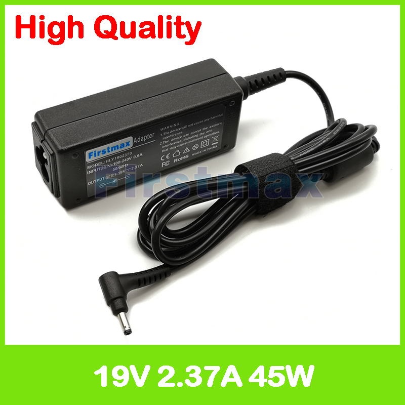 19V 2.37A laptop charger AC power adapter for Medion Akoya E1231T E1232T P2211T P2212T P2241T S6213T S6214T 3.0mm(China)