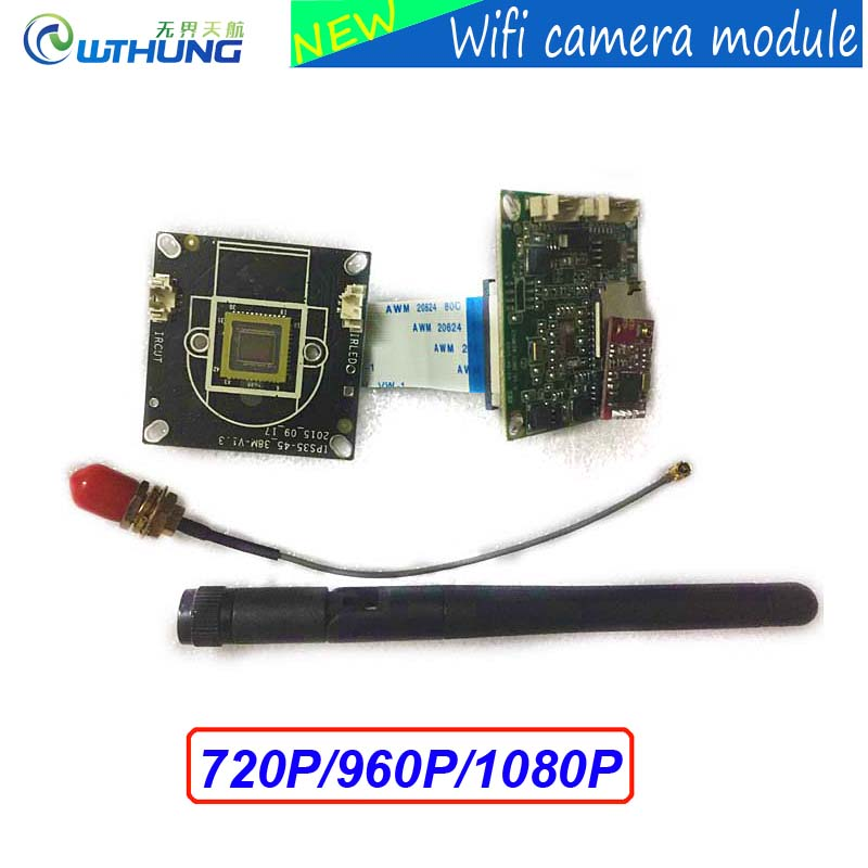 Wireless wired Webcam wifi IP camera module HD 720P 960P 1080P support onvif P2P SD card slot Max32G for CCTV security camera wireless wired webcam wifi ip camera module hd 720p 960p 1080p support onvif p2p sd card slot max32g for cctv security camera