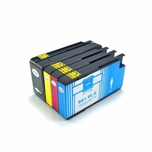 4PK Совместимый картридж для HP 950 951 для HP 950 951 XL для HP 8100 8600 8610 8620 8680 8615 8625 8630 8610 8660 принтера