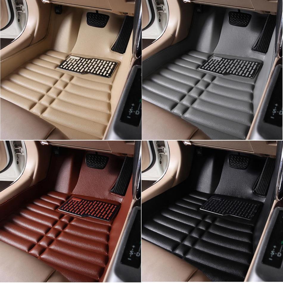 Car Floor Mats Front /& Rear Liner Auto Waterproof Mat For Mazda 6 M6 2008-2012