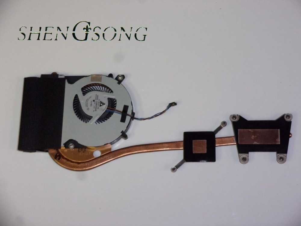 Free shipping NEW for HP Zbook 15 15U laptop CPU heatsink cooling cooler 796898-001