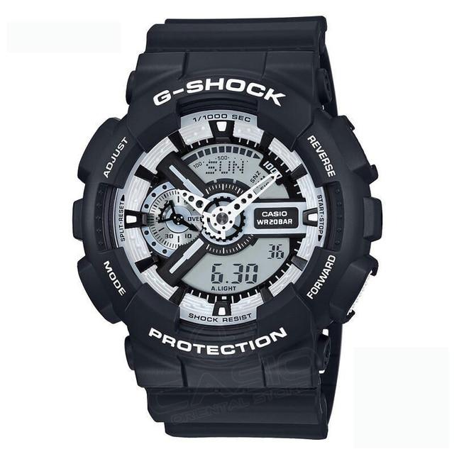 4d939f4d7232 Casio g-shock watch Genuine watches male G-shock sports watches Waterproof  shockproof Watch men GA-110HC-1A
