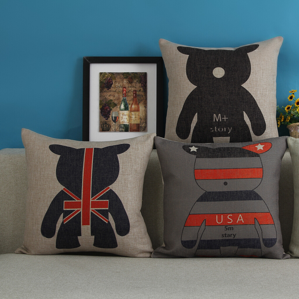 Aliexpress.com : Buy England Tour Cushions Home Decor