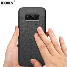 hot deal buy idools back cover case for samsung galaxy s8 plus soft tpu slim coque 6.32
