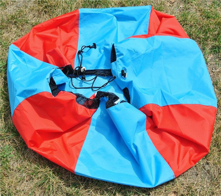 Paramoteur parapente rapide sac d'emballage Anti éclaboussures d'eau sac de parapente livraison gratuite