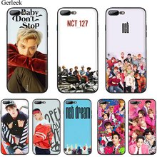 Handy Fall TPU für iPhone 6 6s 8 7 Plus iPhone 11 Pro X XR XS Max 5 5s SE Abdeckung Neue NCT 127 Kpop Junge Gruppe Shell Gehäuse(China)