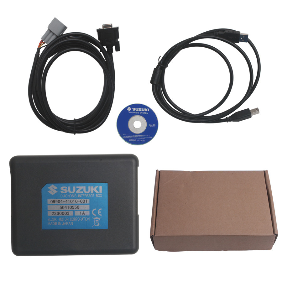 SUZUKI Diagnostic CABLE KIT FOR DF250AP//300AP Free Shipping