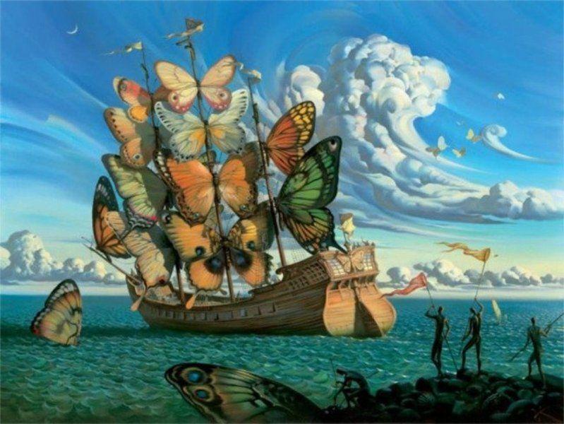 famous surrealist painters