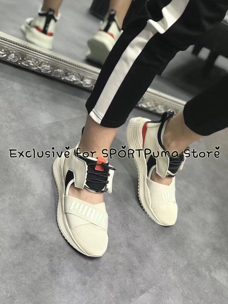 8c0e94812b36 PUMA FENTY AVID 2018 new Rihanna casual shoes ladies breathable lightweight  non slip badminton shoes size 35.5 40-in Badminton Shoes from Sports ...
