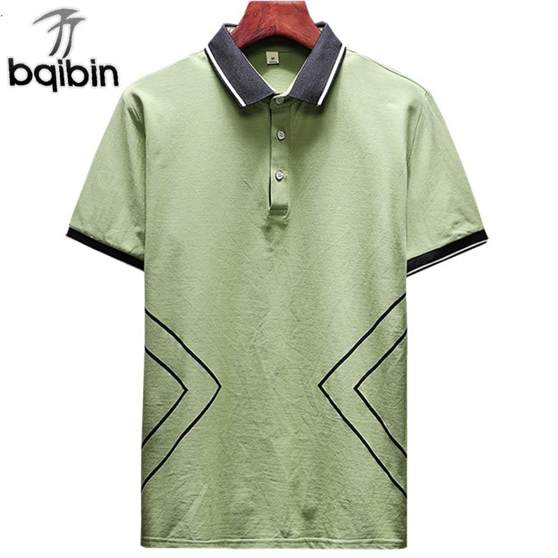 M-4XL Brand New Men'S   Polo   Shirt Men Short Sleeve Cotton Shirt Jerseys   Polo   Shirts 2018