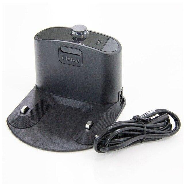 טעינת בסיס עבור IRobot Roomba 550 595 620 630 650 660 760 770 780 כל 500 600 700 סדרת רובוטית שואב אבק חלקי מטען