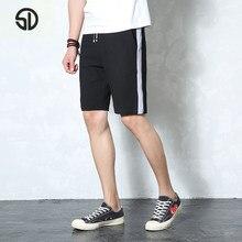 Casual Dos Homens Shorts Da Praia do Verão shorts da Placa de Impressão  Streewear Homens Calções cf79240b6b422
