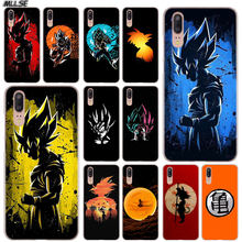 Mllse Dragon Ball Art Clear Case Cover untuk Huawei P30 P20 P10 P9 P8 Lite 2017 P30 P20 Pro mini P Smart Plus Cover Hot(China)