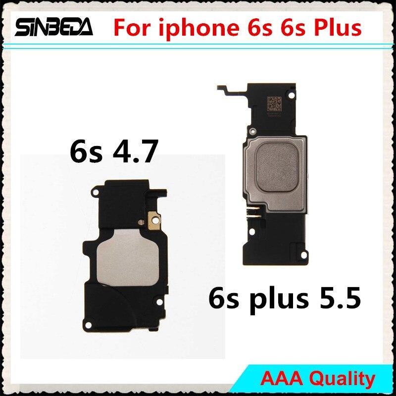Sinbeda Ringer Ringtone Loud For iPhone 6S 6S Plus Speaker Buzzer Internal Sound Module Replacement Parts Accessories Flex Cable