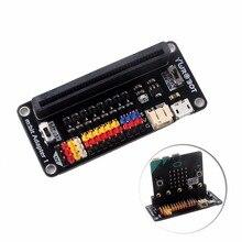 拡張ボード 3.3 ボルト 5 ボルトレベル変換レベルシフト I2C センサーモジュールため BBC マイクロ: ビット microbit 子供スターターキット FZ3244