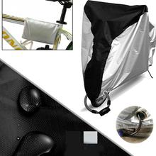 Waterproof Dustproof Bicycle Cover UV Protective Bicycle Cover Cycling Outdoor Bike Dust Rain Cover Protector Cycling Accessory