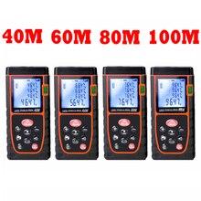 40M 60M 80M 100M font b Digital b font Laser distance Measurer font b meter b