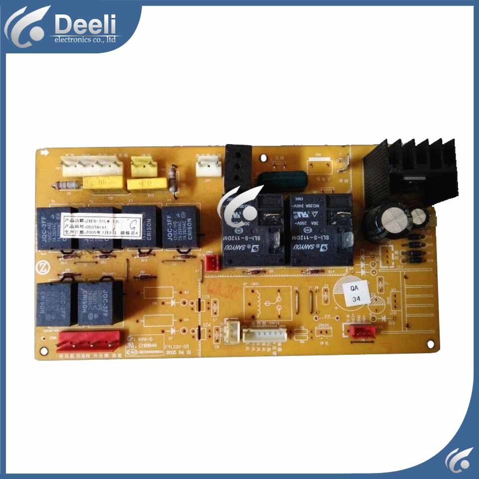 95% new for air conditioning Computer board KFR ZKFR-51LW 17C1/17C circuit board95% new for air conditioning Computer board KFR ZKFR-51LW 17C1/17C circuit board