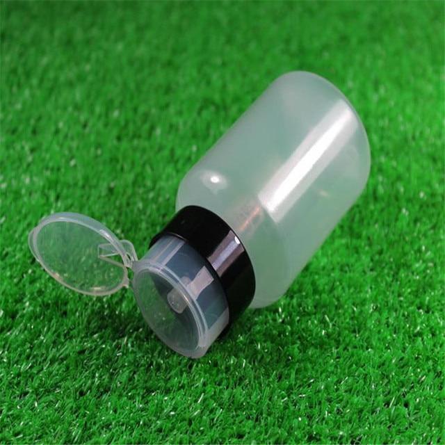 Pompe à alcool anti fuite de 200ML, 10 pièces, outils de construction, bouteilles dalcool, réservoir, FTTH clean