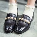Korean Vintage Silver Silk With Handmade Pearl Lolita Socks Kawaii Women Princess Style Lace Ankle Sock Cute Sliver Short Socks