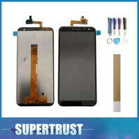 High Quality 640*1280 5.5For DEXP Ixion G155 LCD Display+Touch Screen Digitizer Assembly Black With tools&tape
