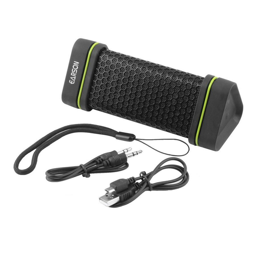 EARSON ER151 Waterproof Speaker Outdoor Portable Wireless Mini Speaker Shockproof Bluetooth 2.0