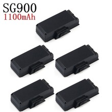 Original 3.7V 1100mAh Lipo Battery For SG900 F196 X196 X192 RC Helicopter Quadco