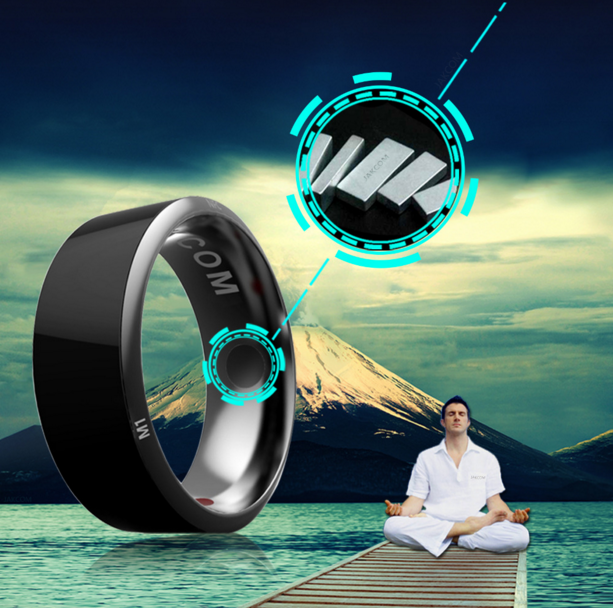 Smart ring waterproof for Sony LG Samsung iphone HTC Android phone wearing magic Jakcom intelligent ring R3
