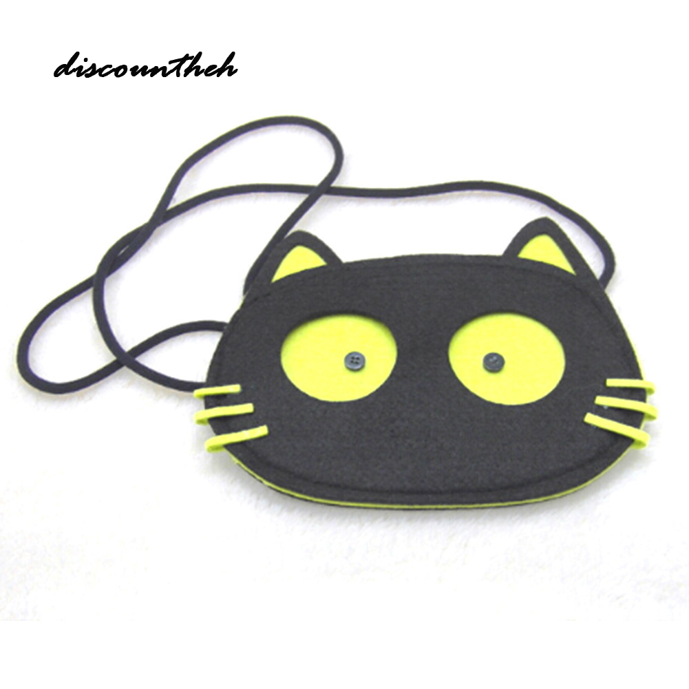 New Women Coin Wallet Small Cat Coin Purse Cute Kids Cartoon Wallet Bag Coin Pouch Children Purse Holder