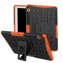 Чехол для huawei MediaPad T3 10 AGS-W09 AGS-L09 AGS-L03 9,6 «Обложка Heavy Duty 2 в 1 Гибридный Прочный долговечный принципиально Tablet Shell