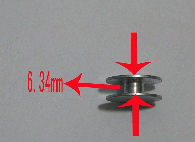 3 Pieces/lot New Full Set Of Spool Shuttle Bobbin Core For Shoe Sewing Mending Repair Machine Parts