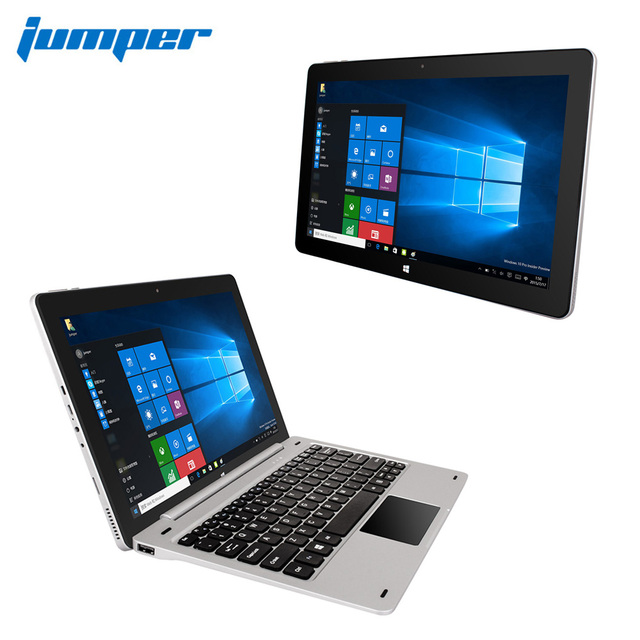 Джемпер ezpad 6 Tablet PC 11.6 ''Оконные рамы 10 IPS 1920x1080 Intel Cherry Trail z8350 4 ГБ 64 ГБ HDMI BT Wi-Fi Оконные рамы планшетный ноутбук