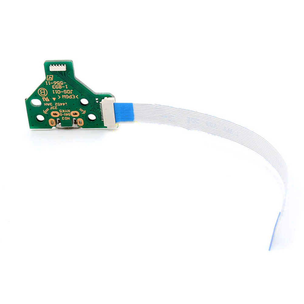HDMI Spare Replace Flexible USB Controller With Cable Ribbon Jds-011 Jds-055 Socket Board Jds-040 JDS-030 Charging Port For PS4