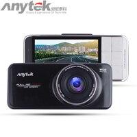 Hot Original Anytek AT66A Car Camera DVR Recorder Full HD Novatek 96650 Black Box 170 Degree