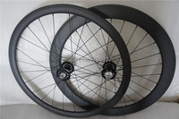 FIXED roue carbone front 38mm rear 50mm carbon tubular wheelset track bicycle wheels /ruedas700c