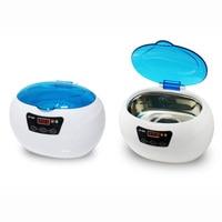 600ml 35w 800W Ultrasonic Cleaner Heater Timer Bath Adjustable Industry Ultrasonic Cleaning Machine