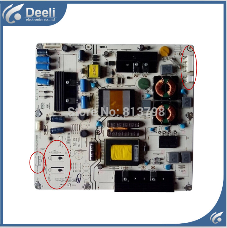 95% New original RSAG7.820.2264/ROH HLE-4042WB Power Supply board working good good working original used for power supply board led50r6680au kip l150e08c2 35018928 34011135