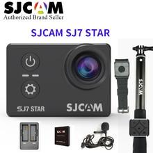 New 100% Original SJCAM SJ7 Star 4K 30fps Ambarella A12S75 Ultra HD Action Camera 2.0″ Touch Screen Waterproof Remote Sport DV