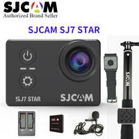 Pre Sale Original SJCAM SJ7 Star 4K 30fps Ambarella A12S75 Ultra HD Action Camera 2 0