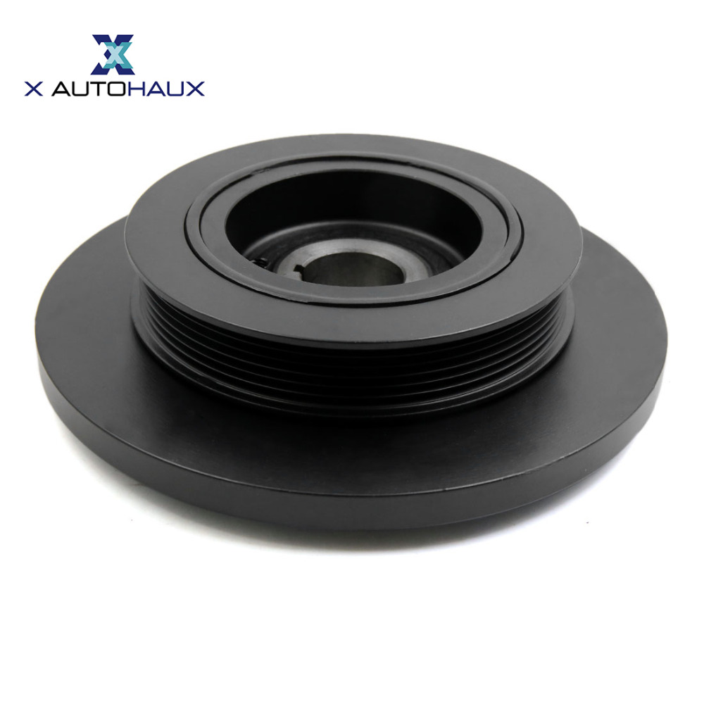 X AUTOHAUX 13407-46020 1340746020 Harmonic Balancer Crankshaft Pulley for Lexus SC300 IS300 GS300 For Toyota Supra 1993-1998 cs tn450 laser toner cartridge for brother tn 2210 2225 2215 hl 2132 2220 2230 2242d bk 2 600 pages free shipping by fedex page 1