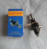 Conjunto da bomba de injeção de combustível l70 para yanmar kipor kama & mais 6hp diesel 2-3kw gerador cultivador injector assy