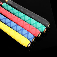 50mm Non Slip Textured Heat Shrink Tubing Fishing Rod Handle Grips 1m