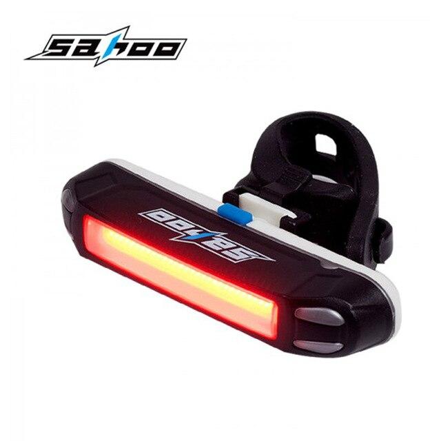 4664770e0 Bicicleta luz de Aviso de Segurança Traseiro Lanterna Traseira 30 LED USB  Recarregável Luzes Da Bicicleta