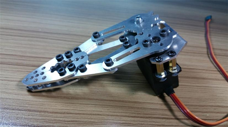 Mechanical claw CL-7 metal claw gripper robot arm robot arm цена