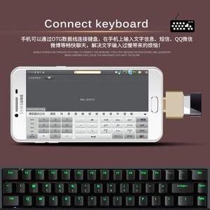 Image 5 - USB 3.0 Type C OTG 어댑터 마이크로 USB OTG 변환기 Redmi Xiaomi 화웨이 삼성 마우스 키보드 USB 플래시 디스크 어댑터 OTG