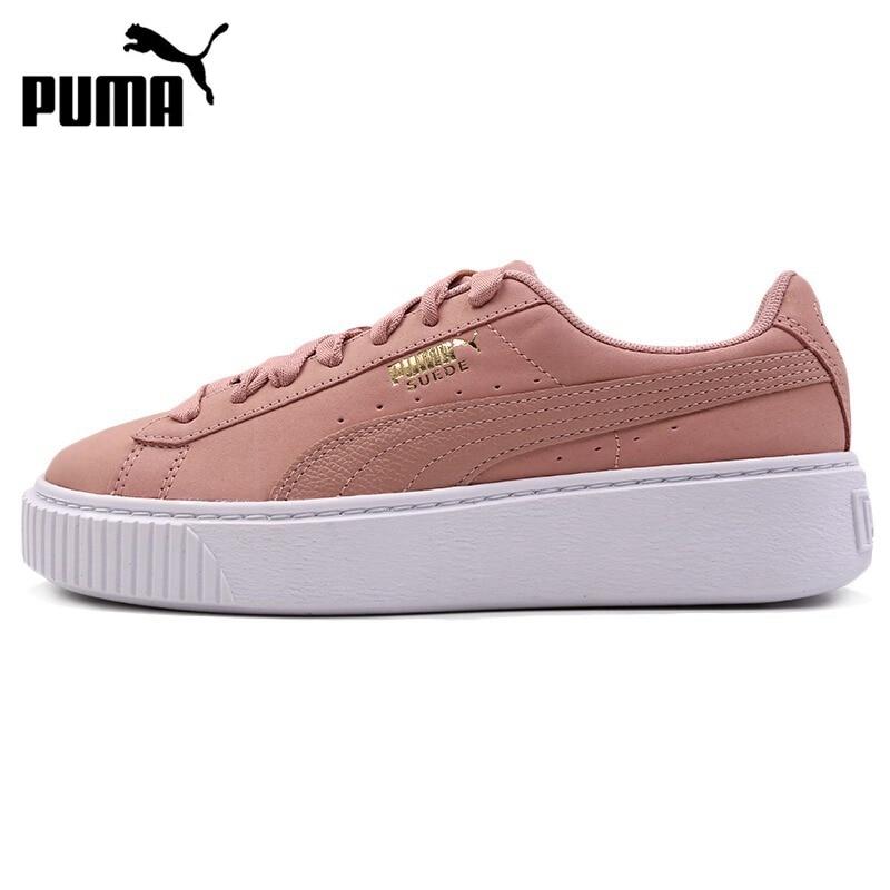 puma chaussure platforme femme