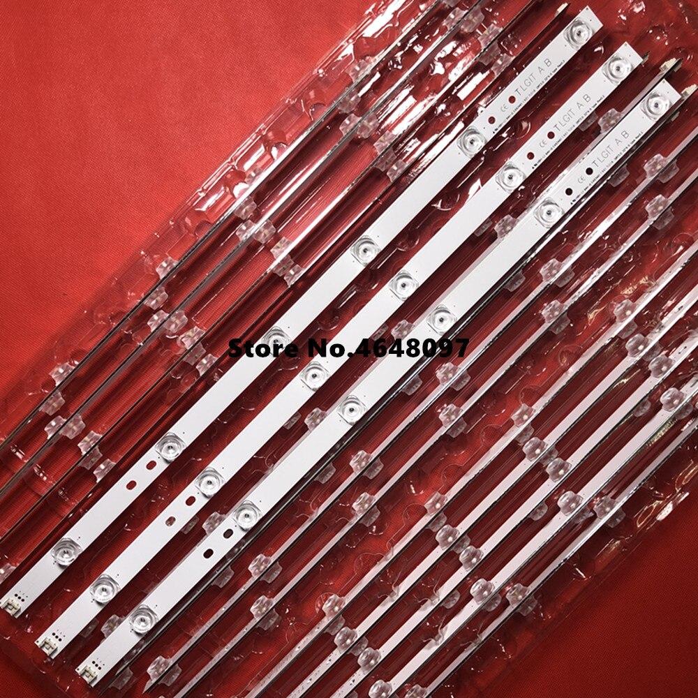 LED Strip For LG 32'' 59cm 32LB550U LV320DUE 32LF5800 32LB5610 32LB550B 32LB580 32LB5600-UZ Innotek DRT 3.0 32 TV