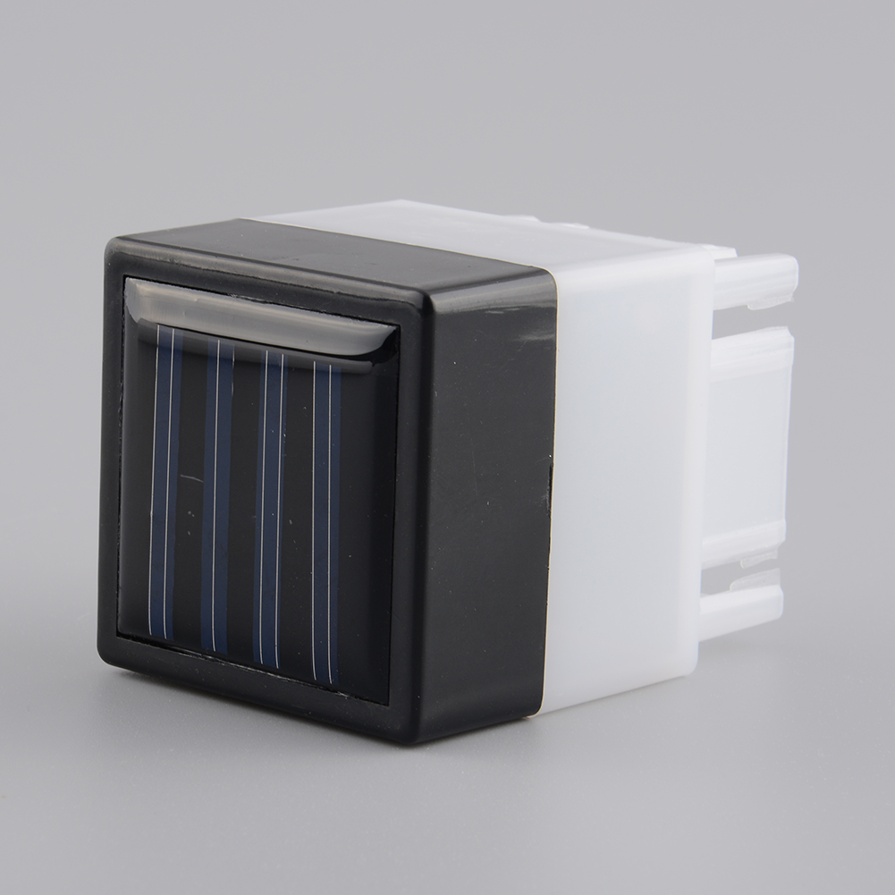 Hot Solar Powered LED White