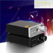 SMSL SD-793II 24bit 96khz pure Coaxial SPDIF DAC DIR9001 PCM1793 OPA2134  digital converter with  Amplifier
