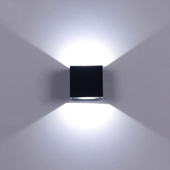6W LED Wall Lamp Modern Bedroom Beside Reading  1
